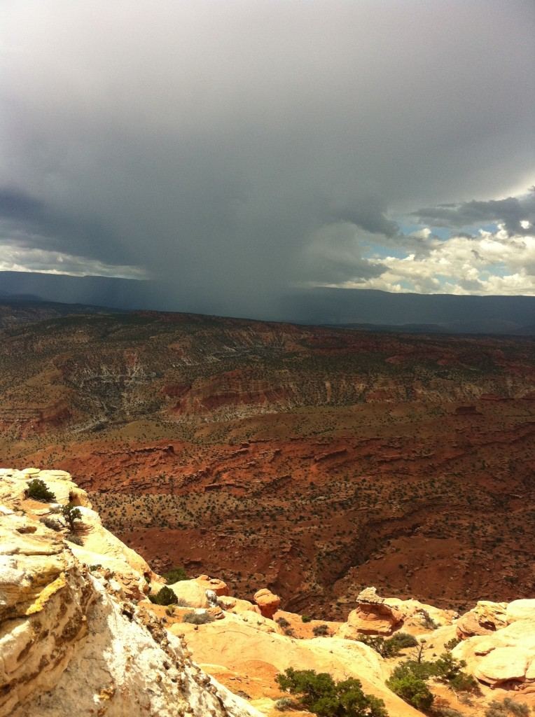 desert monsoons are gorgeous to watch
